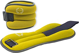 Adjustable Ankle or Wrist Weights Sold in Pairs of 1 to 5 lbs (2 to 10 lbs per Set)