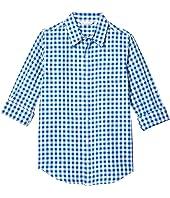 Linen Button-Up Top (Toddler/Little Kids/Big Kids)