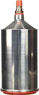 SATA SAT96685 Silver Gravity Flow Cup (1L Aluminum)