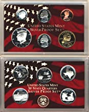 2004 Silver Proof Set with original packaging and COA