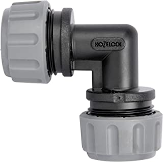 Hozelock 90-Degrees Elbow Connector x 2