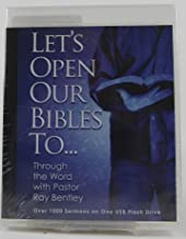 Let's Open Our Bibles To ... Through the Word with Pastor Ray Bentley