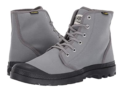 Palladium Pampa Hi Originale (Titanium) Lace-up Boots