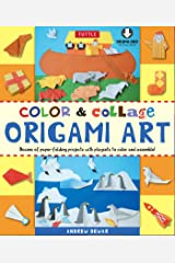 Color & Collage Origami Art Kit Ebook: This Easy Origami Book Contains 45 Fun Projects, Origami How-to Instructions and Downloadable Materials Kindle Edition
