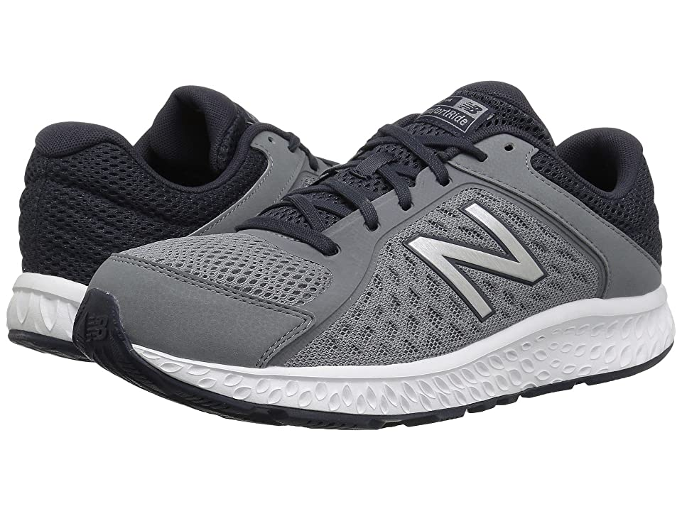 New Balance 420v4 (Gunmetal/Outerspace/Silver) Men