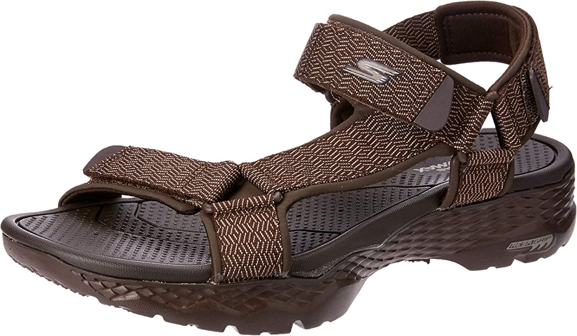 Skechers Australia GO Walk Outdoors - Nature Men's Sandal