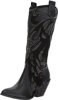 Carlos by Carlos Santana Women's Axel Western Boot