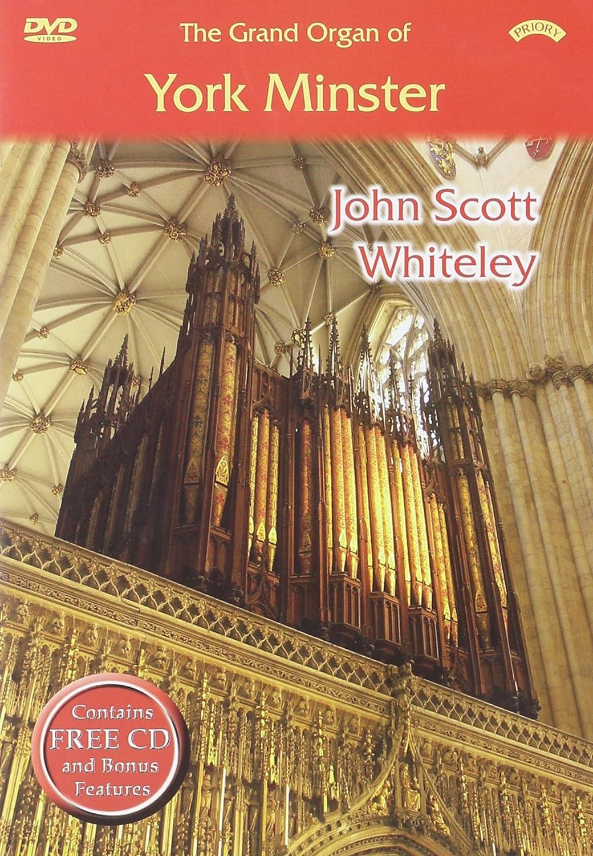 Genuine Free Shipping John Scott Whiteley: The Grand Ranking TOP19 York Minster of Organ