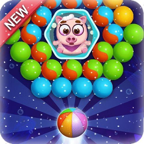 Happy Pop: Bubble Shooter Match 3 Puzzle Game 2021