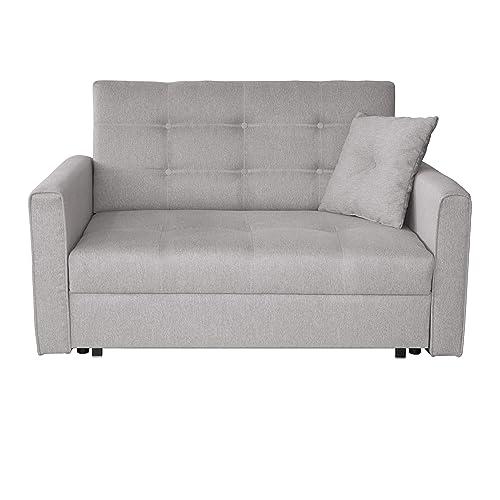 2 Sitzer Sofa Mit Schlaffunktion Amazon De
