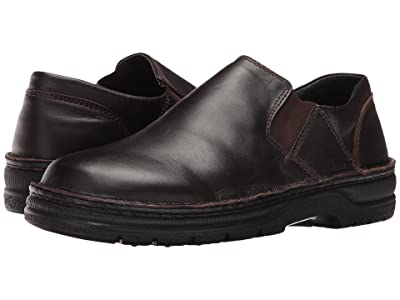 Naot Eiger (French Roast Leather) Men