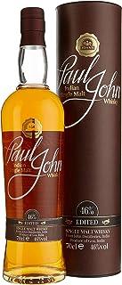 Paul John Edited Indian Single Malt Whisky mit Geschenkverpackung 1 x 0.7 l