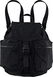 BAGGU Small Sport Backpack, a Lightweight Backpack for Everyday Use, Black