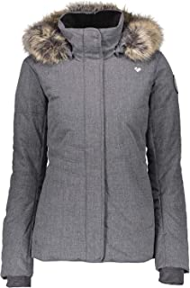 Tri-Mountain JL6380 Womens Jacket With Top Yoke And Slash Pocket