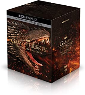 Game of Thrones: The Complete Collection (4K UHD + Digital Copy) [Blu-ray]