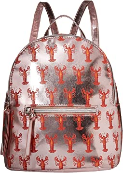 All Over Lobster Backpack