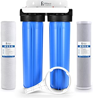 Whole House Filtration System Complete BB Size 20