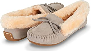Best plaid moccasin slippers Reviews