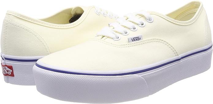 Vans Authentic Platform 2.0, Sneakers Basses Femme