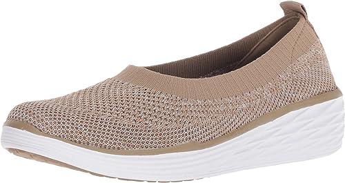 Ryka Femmes Chaussures Athlétiques Athlétiques Couleur Blanc Taupe blanc Taille 37.5 EU   6.  avec le prix bon marché pour obtenir la meilleure marque