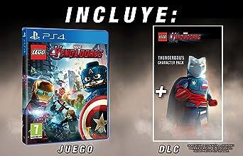 LEGO Vengadores - Edición Exclusiva Amazon - PlayStation 4