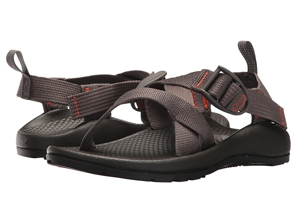 Chaco Kids Z/1 Ecotread (Toddler/Little Kid/Big Kid) (Solid Grey) Boy