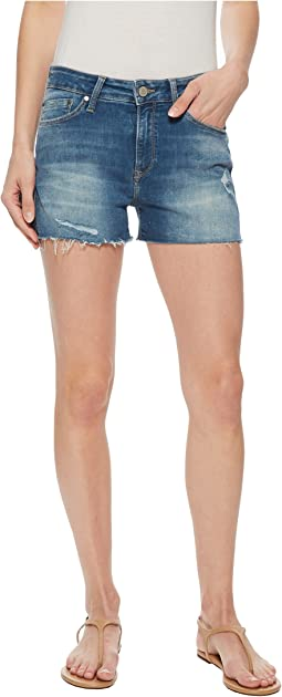 Emily Mid-Rise Shorts in Shaded Random Nolita