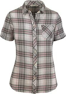 Woolrich Women's Northern Hills Short Sleeve Shirt