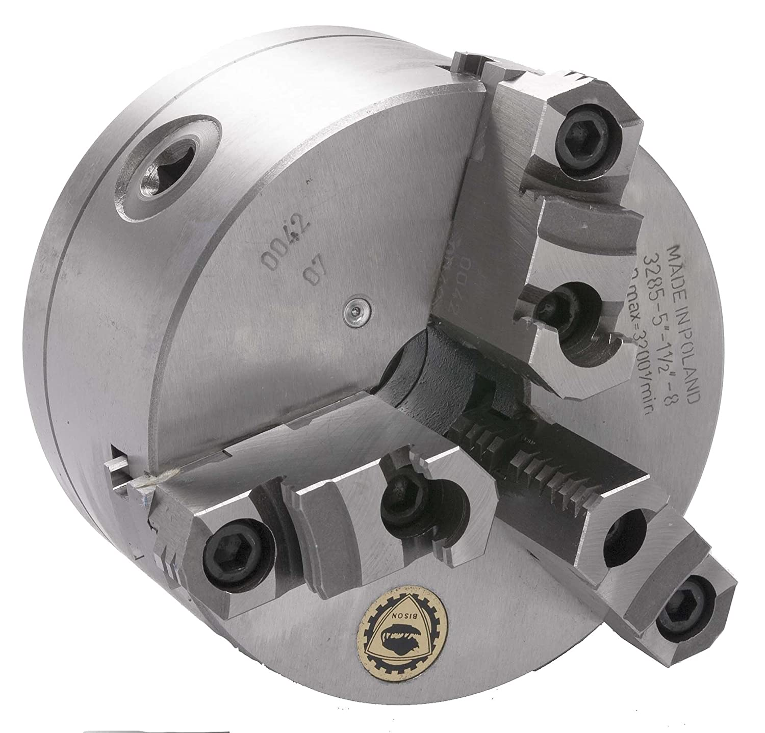 Award BISON Universal with Threaded Back Chuck 5