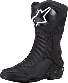 Alpinestars Men's Motorbike Motorcycle Boot, Black, EUR 46