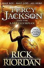 Percy Jackson and the Last Olympian (Book 5): Rick Riordan