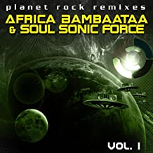 Planet Rock Remixes Vol. 1 (1996 Version)