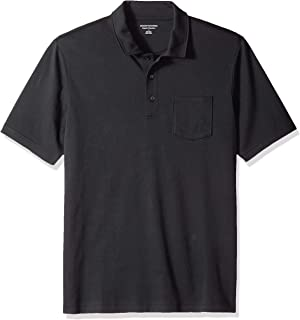 Men's Regular-Fit Pocket Jersey Polo