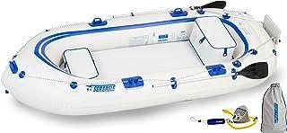 Sea Eagle SE9 Inflatable Motormount Boat - Fisherman's Dream Package