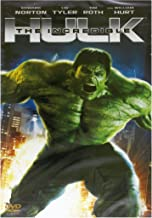 Incredible Hulk, The [DVD] (English audio. English subtitles)