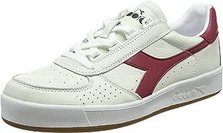 Diadora Shoes Men Low Sneakers 501.173090 01 C4620 B. Elite L