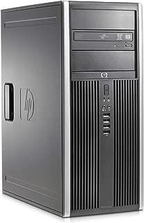 HP Elite 8300 MiniTower PC - Intel Core i5-3470 3.2GHz 8GB 500GB DVDRW Windows 10 Professional (Renewed)