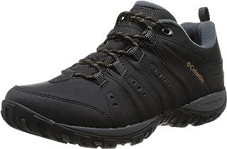 Columbia woodburn II 防水男式低帮徒步鞋