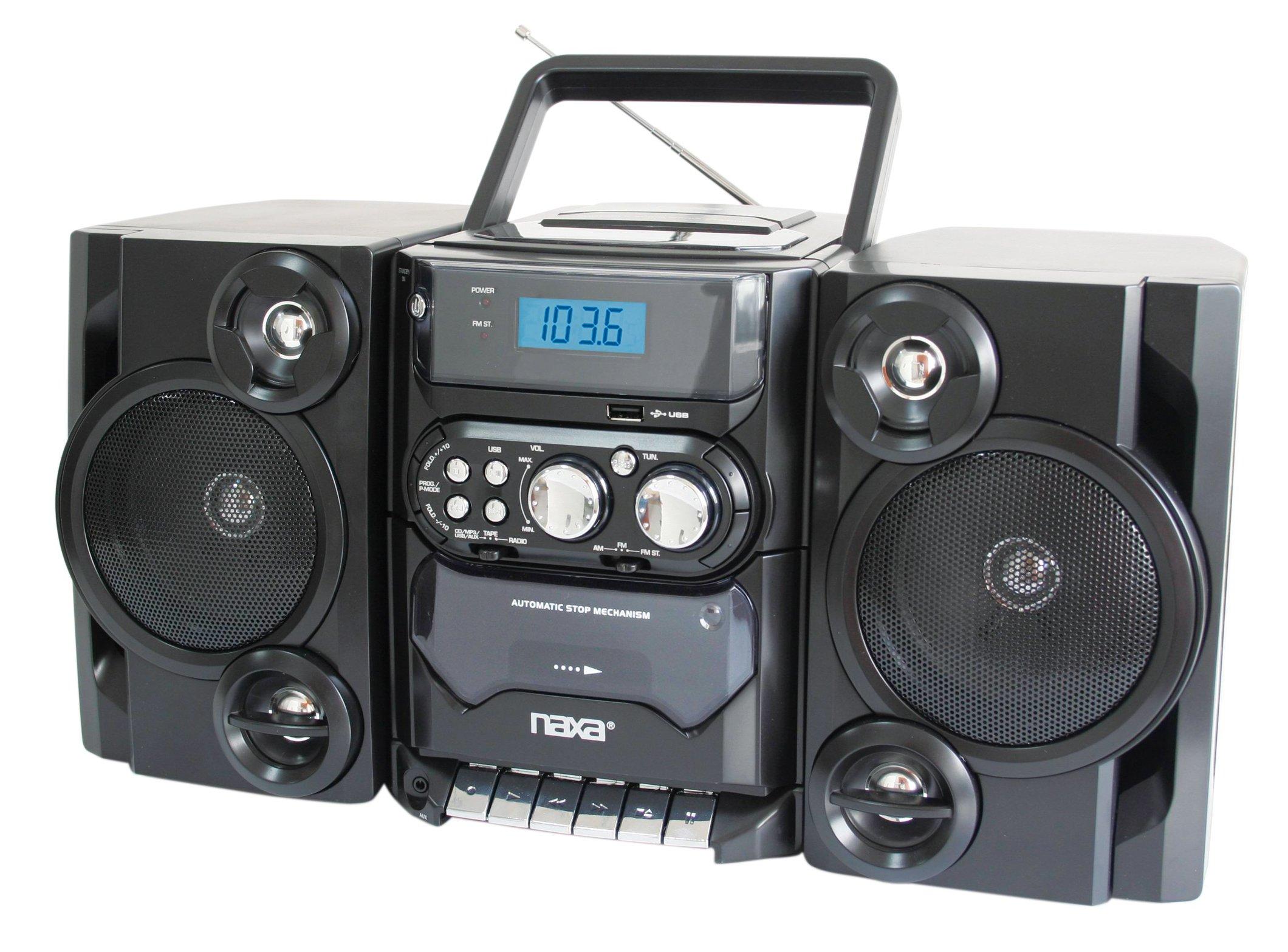 Electronics Portable Player Cassette Recorder