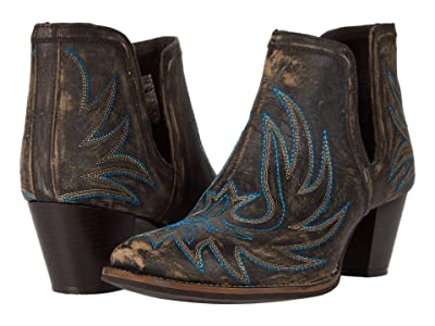 Roper Rowdy (Brown Leather) Women
