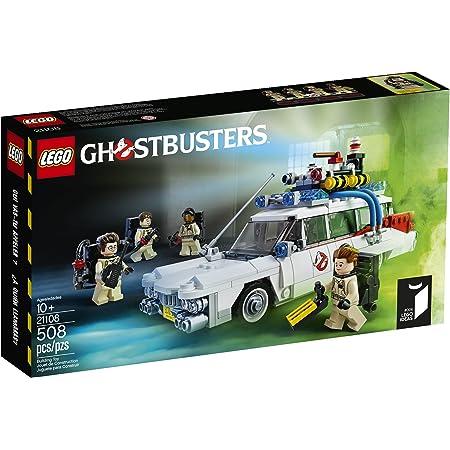 レゴ クーソー ゴーストバスターズ ERTO-1 21108