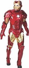 Rubie's Costume Co Men's Marvel Universe Supreme Edition Iron Man Costume