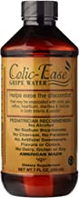 Colic-Ease Gripe Water, Baby Infant Gas Relief, Colic Reliever, Calm Upset Stomach, Acid Reflux, Hiccups - 7 Ounces (200ml)