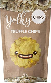 Yolky Chips Truffle Chips, 90 g