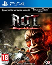 A.O.T. Wings of Freedom (PS4)