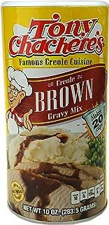 Tony Chachere's Instant Brown Gravy Mix - 10 oz