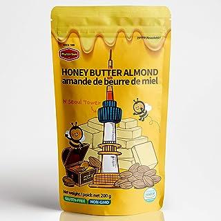 Honey Butter Almond 180 g