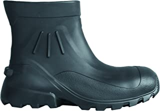 "Billy Boots Chief EVA Safety Toe Protective Work Boots – Black, Waterproof, 8"" Tall, for Men and Women"