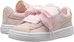 Puma Kids Suede Heart Valentine (Toddler)