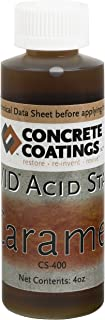 Best saddle brown concrete stain Reviews